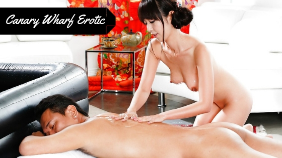 New client? asian masseuse with a client for a nuru massage london incall