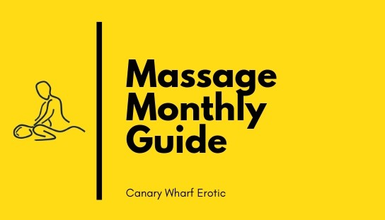 Massage monthly guide asian massage london